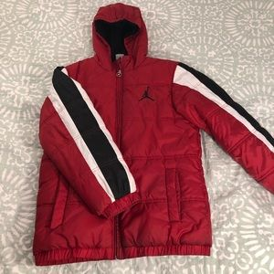 Jordan Coat Youth